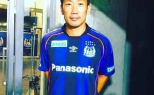 ガンバ大阪に移籍しました。